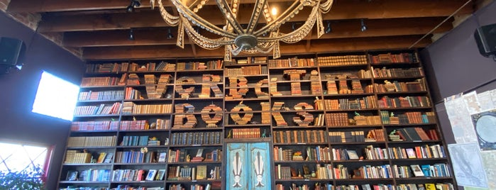Verbatim Books is one of Jo: сохраненные места.