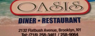 Oasis Diner Restaurant is one of Locais curtidos por AKB.