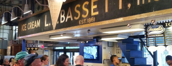 Bassett's Ice Cream is one of Philadelphia.