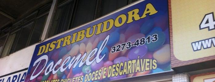 Docemel Distribuidora de Doces is one of Lieux sauvegardés par Cristiane.