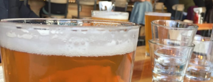 Backwoods Brewing Company is one of Portland.