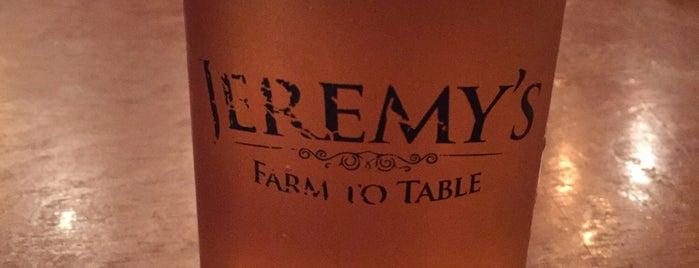 Jeremy's Farm to Table is one of Tempat yang Disukai Mark.