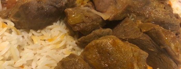 Aldeerah is one of the world's best restaurants.