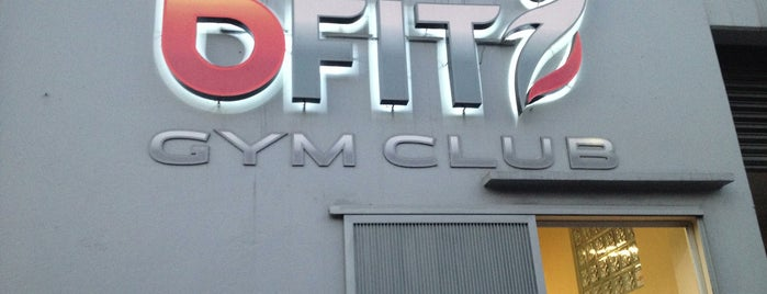 bfit gym club is one of Casino español.