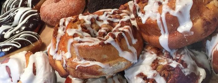 Baked In Brooklyn is one of Best Cinnamon Rolls in NYC.