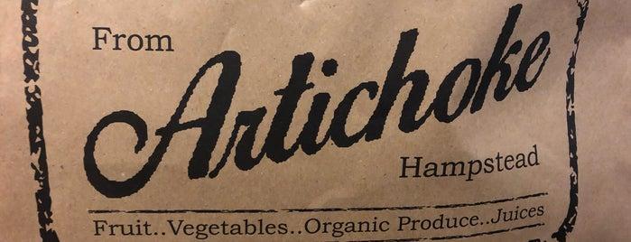 Artichoke is one of สถานที่ที่ Marc ถูกใจ.