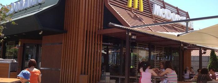 McDonald's is one of Posti che sono piaciuti a Ruth.