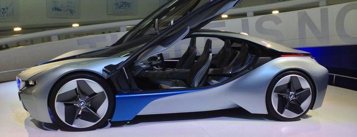 Музей BMW is one of Munich.
