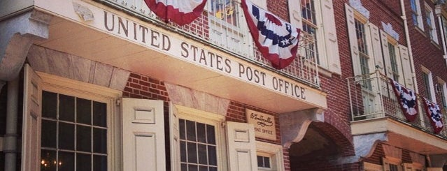 US Post Office is one of Philadelphia [Attractions]: Been Here.