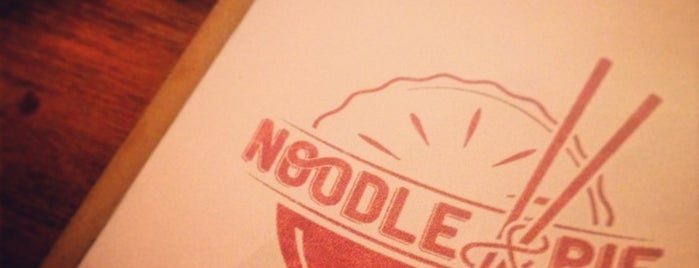 Noodle & Pie is one of Ramen to try.