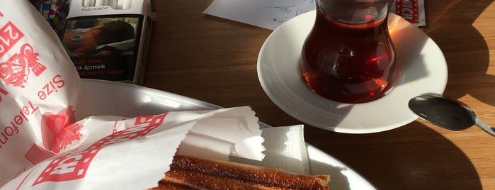 Egem Sandwich is one of สถานที่ที่บันทึกไว้ของ Emre.
