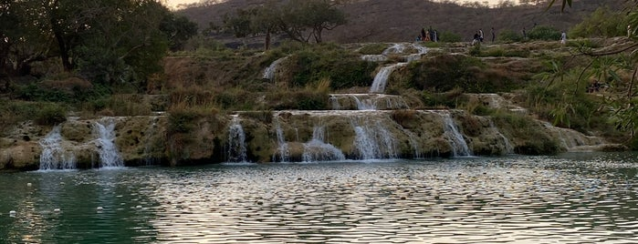Wadi Darbat is one of Salalah 2016.