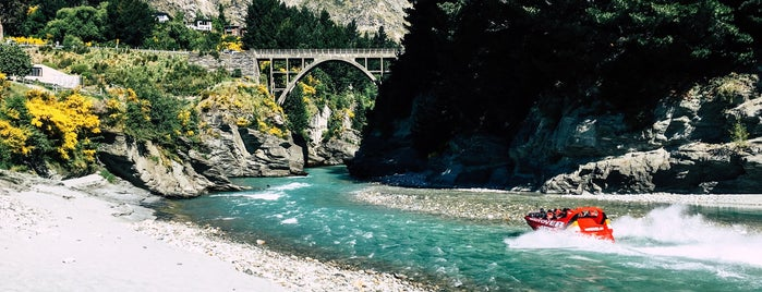 Shotover Jet Centre is one of NZ: Bluff🦪 tour.