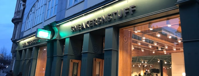 sneakersnstuff is one of Mitte mit Michael - other.