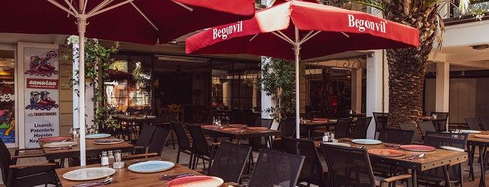 Begonvil Restaurant is one of Rugi 2.