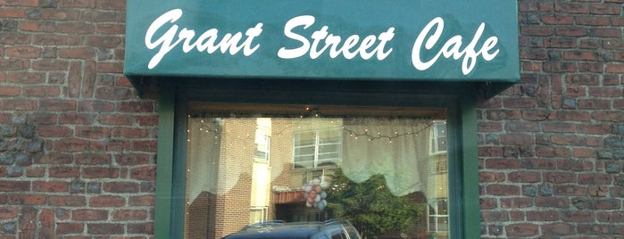 Grant Street Cafe is one of NJ Pizza.