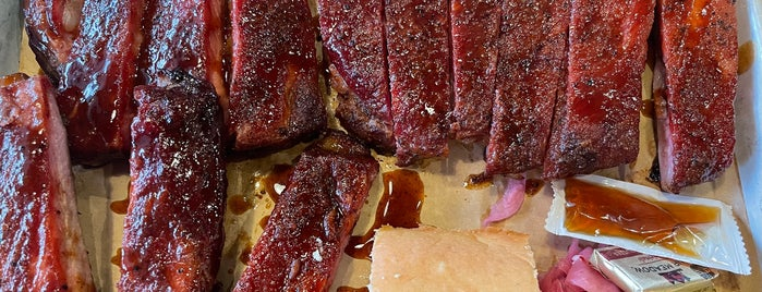 Porky Butts BBQ is one of Superb BBQ.