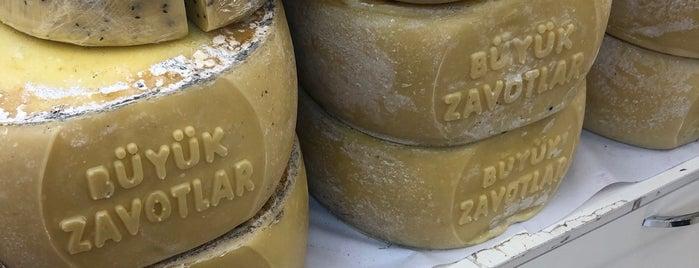 Büyük Zavotlar Süt Ürünleri is one of Kars.