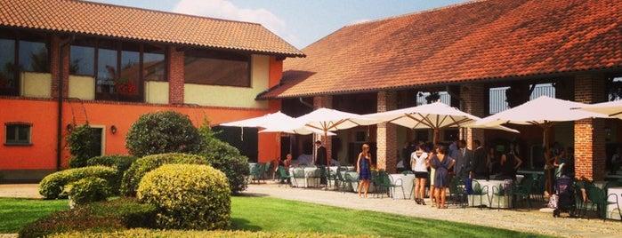 Agriturismo La Barcella is one of Lugares guardados de Elena.