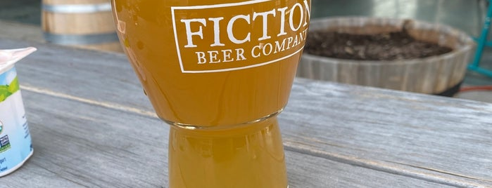 Fiction Beer Company is one of Denver, CO 🌤 🏞🍺.