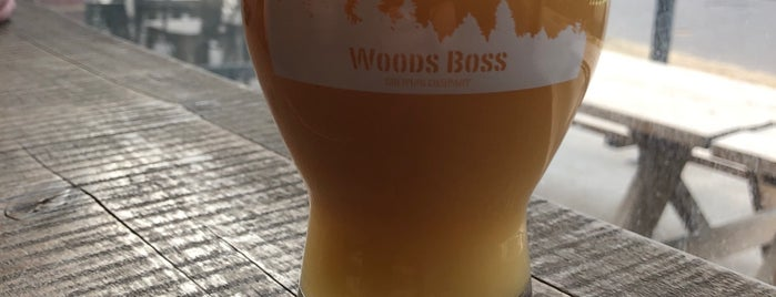Woods Boss Brewing is one of Breweries.