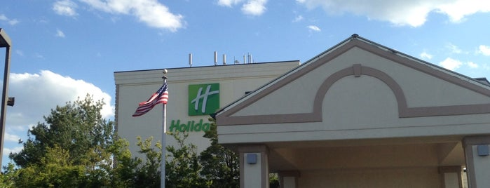 Holiday Inn Philadelphia - Cherry Hill is one of Jason : понравившиеся места.