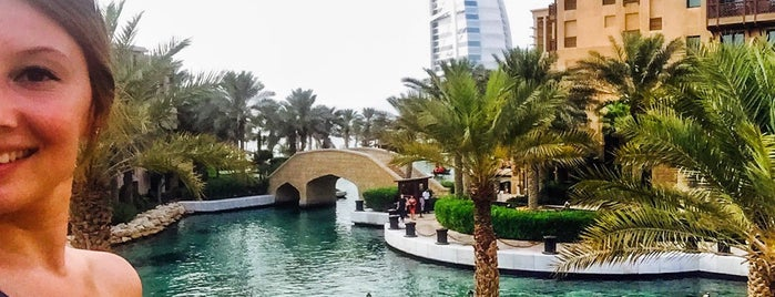 Souq Madinat Jumeirah is one of The Ultimate Guide to Dubai.