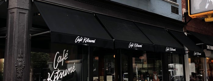 Café Kitsuné is one of Greenwich Village / West Village.