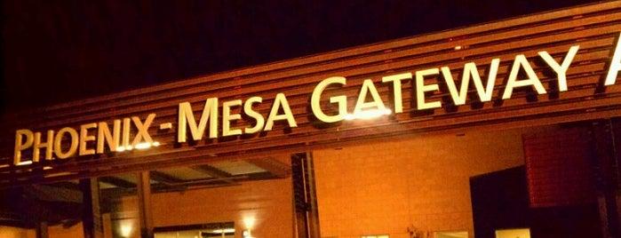 Phoenix-Mesa Gateway Airport (AZA) is one of Free WiFi Airports 2.