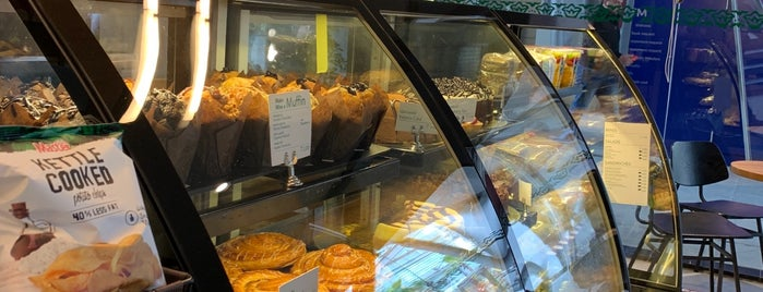 Starbucks is one of Amman.