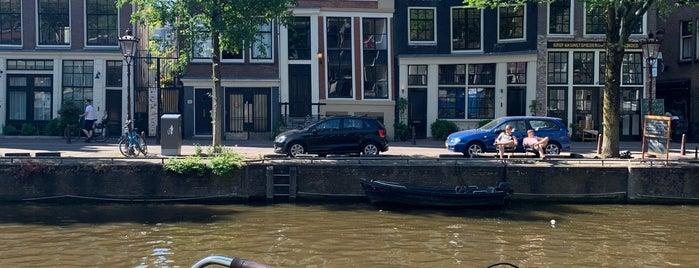 Квартал Красных Фонарей is one of Амстердам.