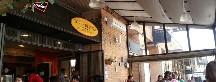 Torre de Pizza is one of clássicos~POA.