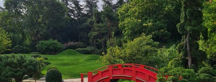 Jardin Japonais is one of Toulouse 2021.