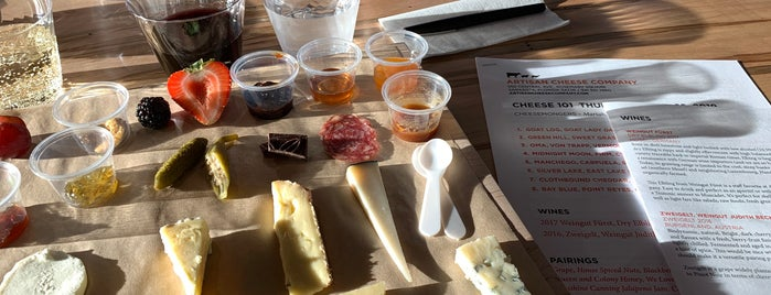 Artisan Cheese Company is one of Sarasota.