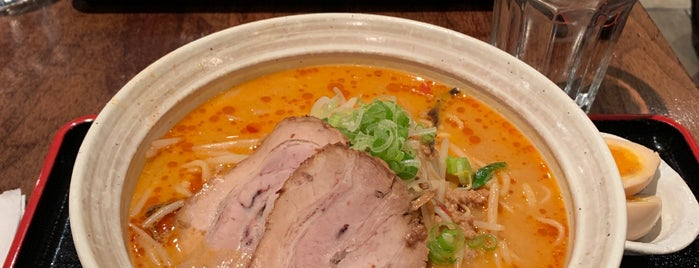 Isshin Ramen 一心 is one of The 626.