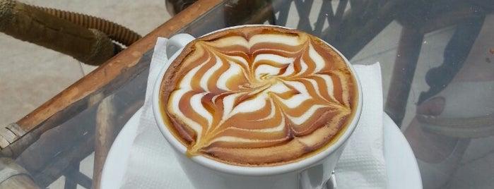 Cafe Teria is one of Locais salvos de Gizemli.