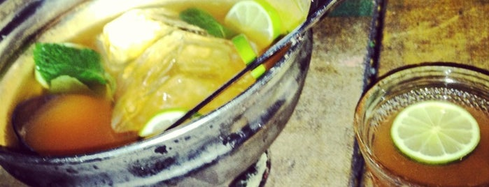 Cienfuegos is one of Drinkees.