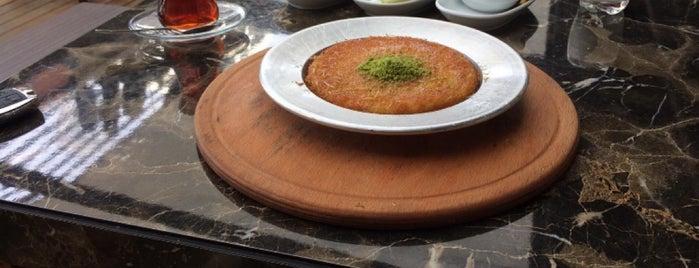 Soylu Künefe & Katmer & Kahvaltı is one of Kahvaltı.