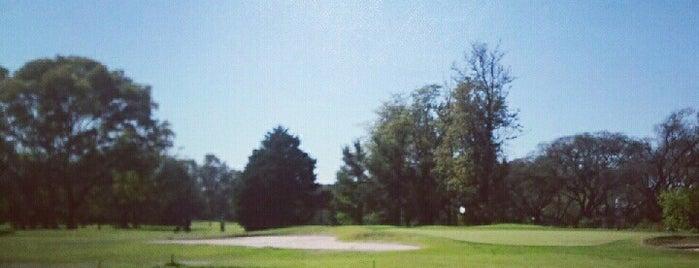 Lagos de Palermo Golf Club is one of Orte, die RoMix gefallen.