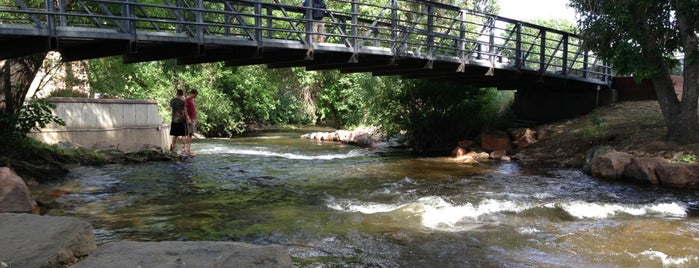 Boulder Creek Path is one of Top urban bike paths in the U.S..