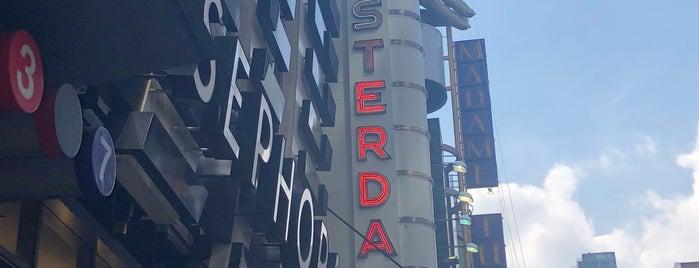 Aladdin @ New Amsterdam Theatre is one of Posti che sono piaciuti a Jacqueline.