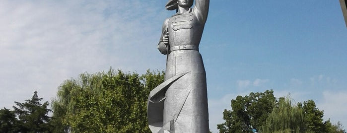 Аврора (скульптура) is one of สถานที่ที่ Stanislav ถูกใจ.