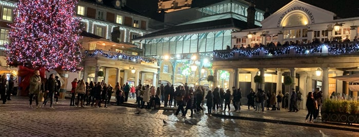 Covent Garden is one of My London.