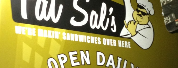 Fat Sal's is one of CALIFORNIA\VEGAS_ME List.