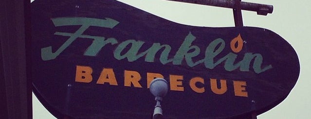Franklin Barbecue is one of ATXPlaces2GO/Things2DO.