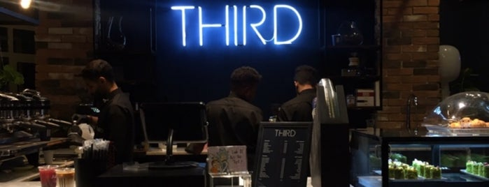 Third Cafe is one of قهاوي.
