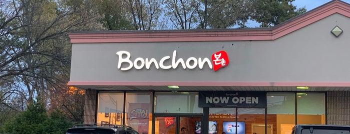 Bonchon Chicken is one of Carlos'un Beğendiği Mekanlar.