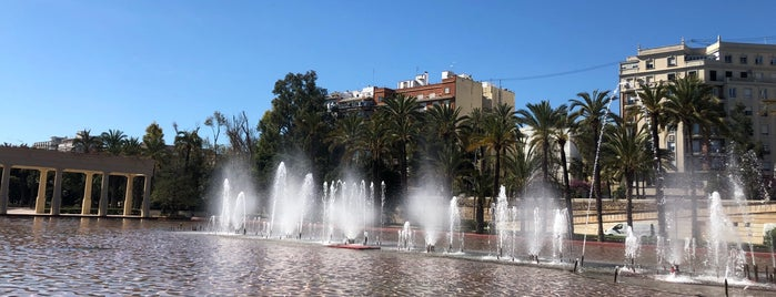 Jardines del Túria is one of Valencia.