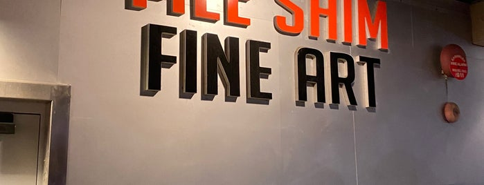 Mee Shim Fine Arts is one of San Diego.