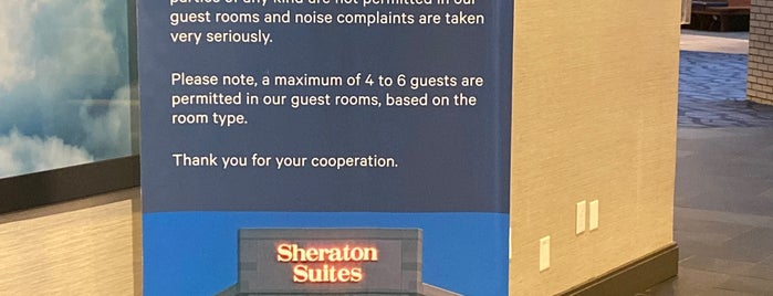 Sheraton Suites Philadelphia Airport is one of Marioさんのお気に入りスポット.